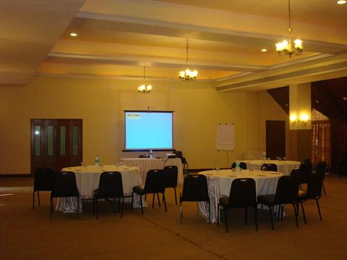 K Star conference hall